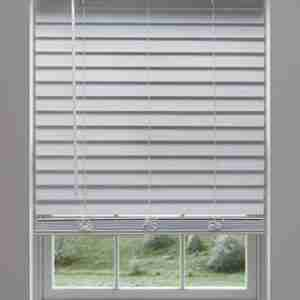 Cordless FauxWood Blinds