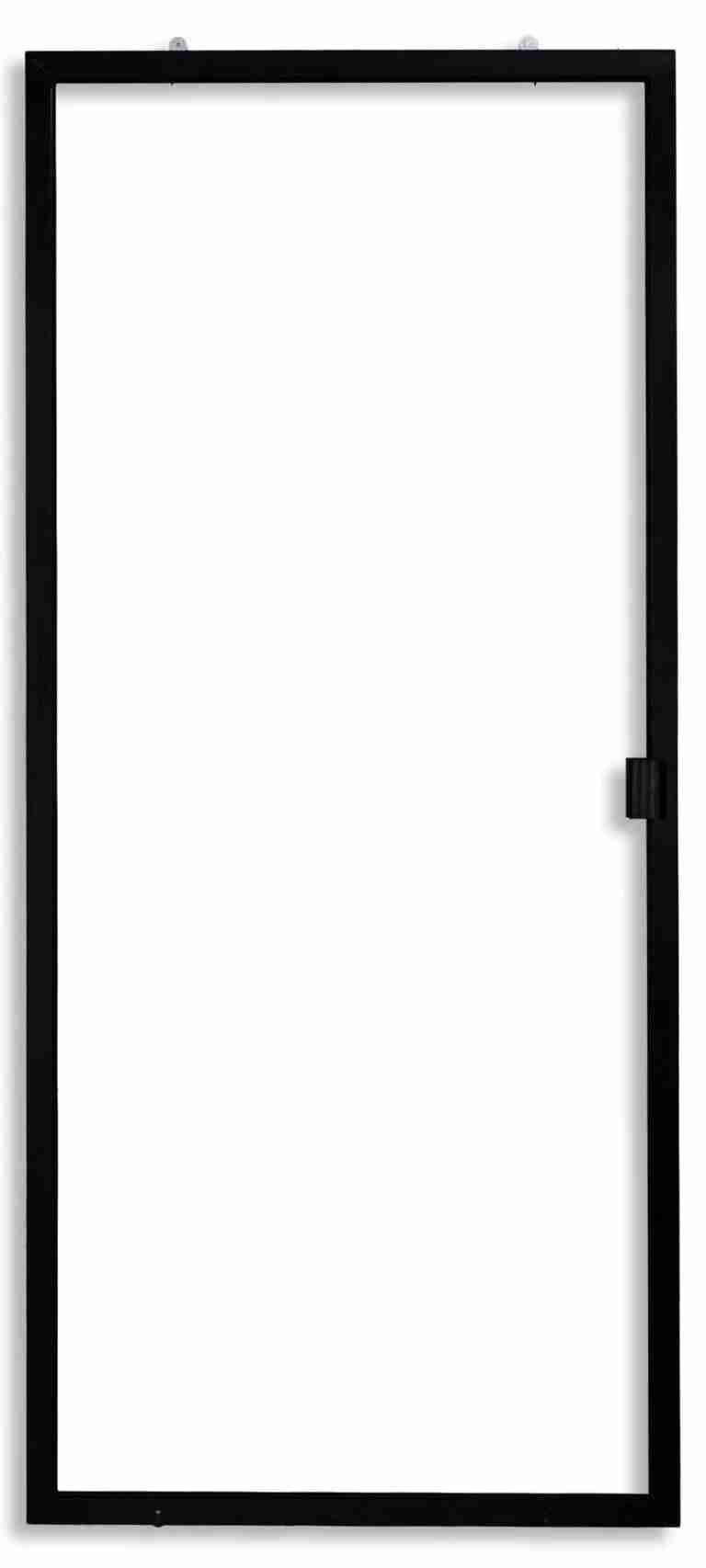 Supreme Sliding Screen Door Black