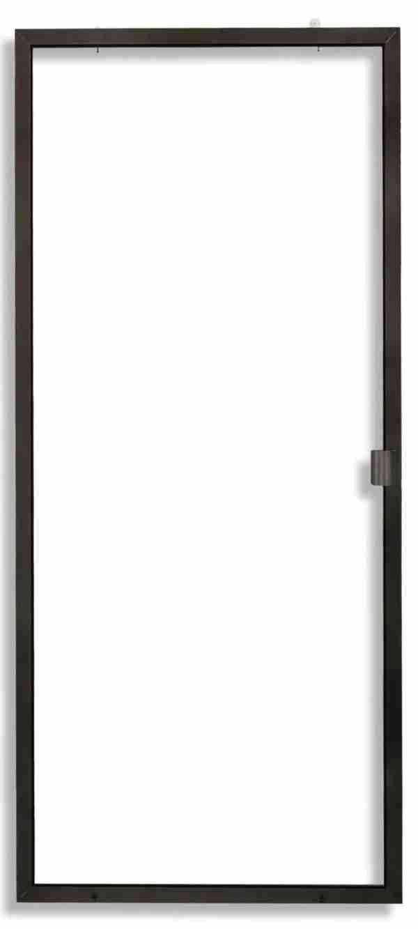 Supreme Sliding Screen Door Bronze